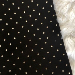 French Connection Dresses - French Connection Diamond Embellished Shift Dress